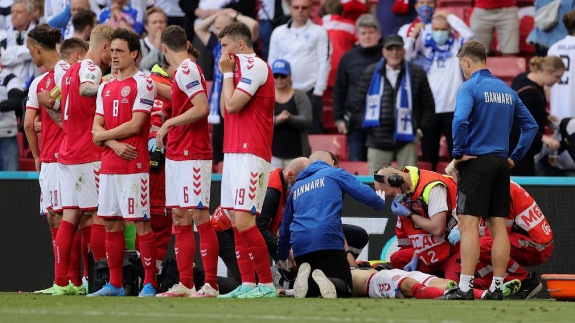 Ще може ли футболистът Кристиан Ериксен някога да играе отново?