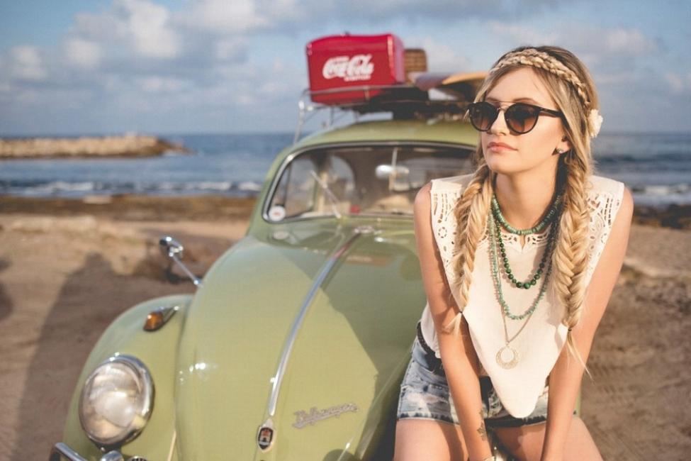 4 лесни идеи за по-небрежни летни прически