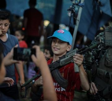 Децата на Газа разказват