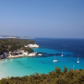 5-те най-красиви плажа в Гърция