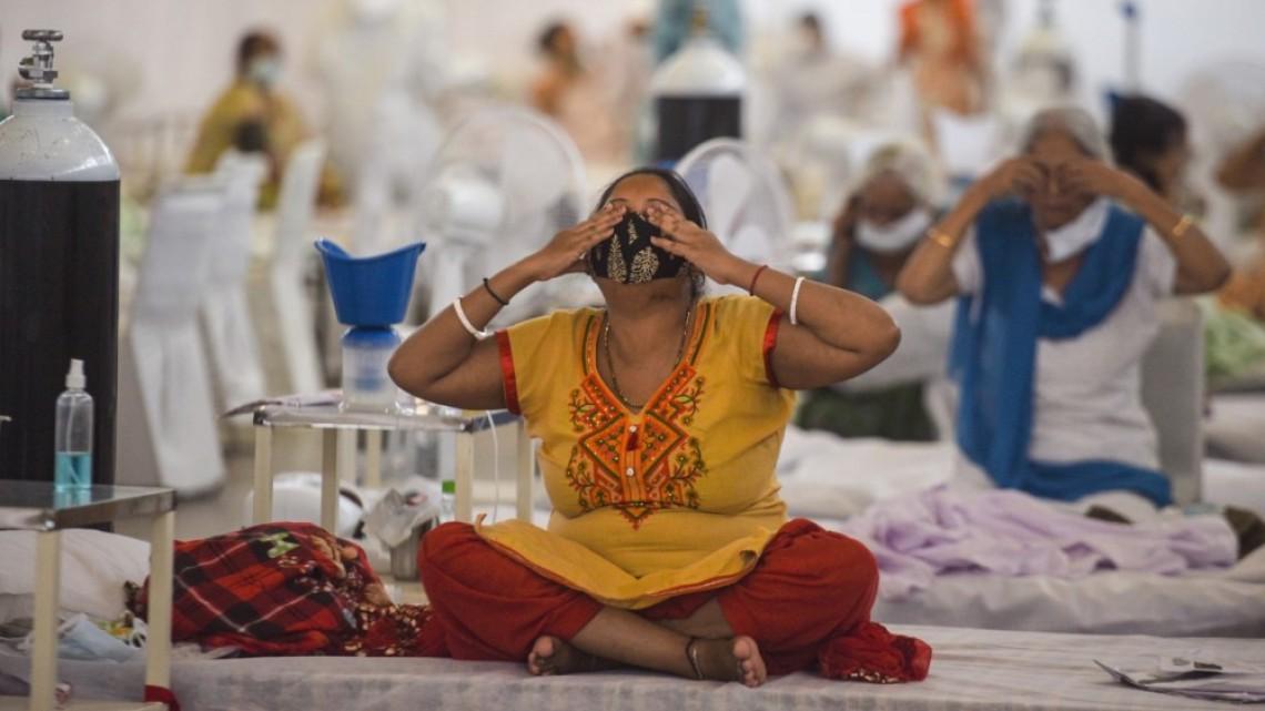 С дълбоки глътки въздух отбелязваме Международния ден на йогата