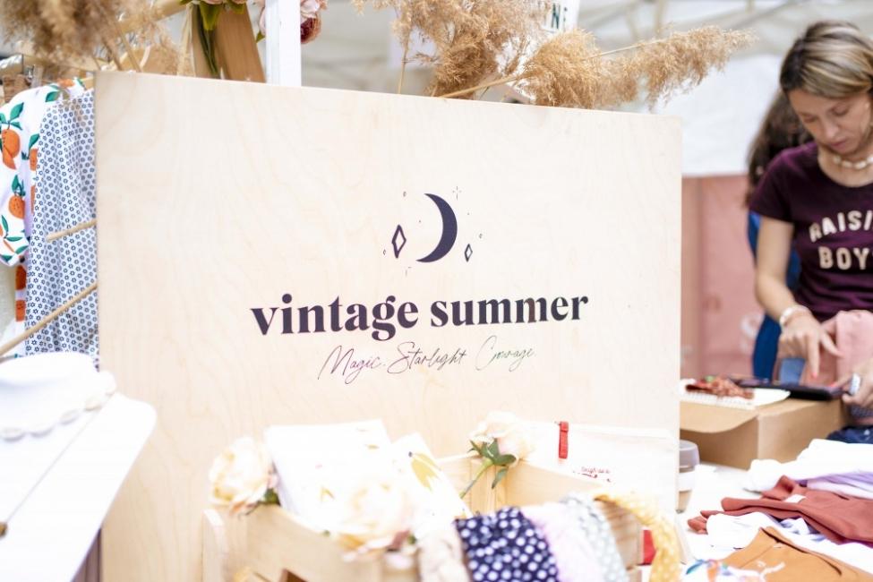 Ани от Vintage Summer: Правим неща, които бихме носили самите ние