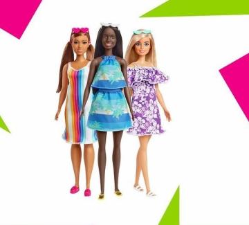 Пуснаха първата кукла Барби от рециклирана пластмаса