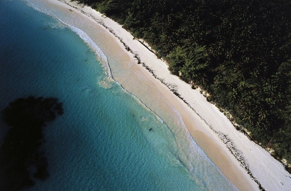 Най-необикновените плажове на земята