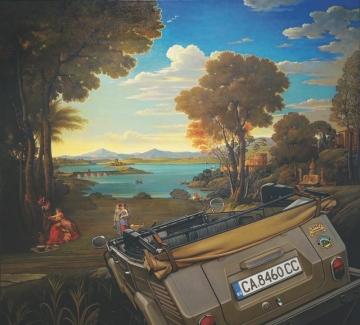 Коуъркинг с великите майстори – една изложба на Андрей Лекарски