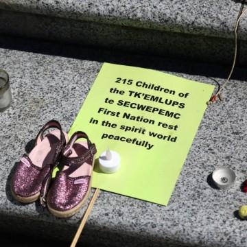 В Канада откриха 751 необозначени индиански гроба