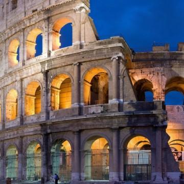 Колизеумът в Рим отвори подземните си коридори за посетители