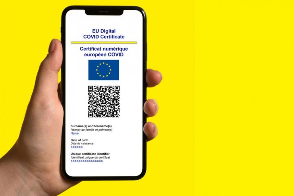 От днес: Три зони за влизане в България и Covid-сертификати в действие