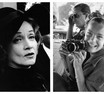 Марлене Дитрих и Роми Шнайдер – едно специално приятелство