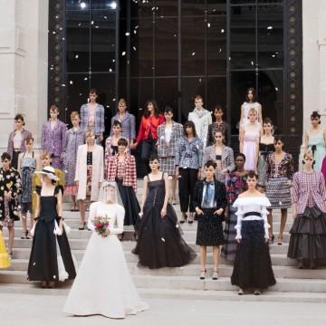Висша мода от Chanel – изискано минало в бъдещето