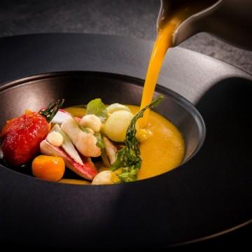 """Cinecitta - първият ресторант със """"звезди"""" от световен кулинарен гид"""
