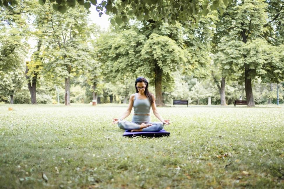 Йога - моят път към щастието