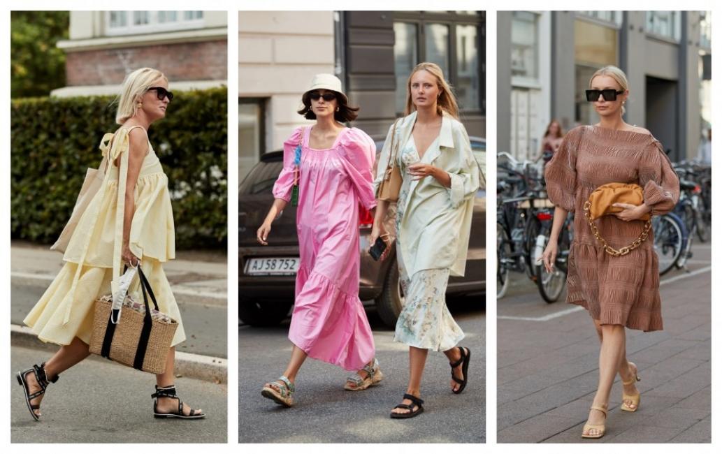 10 стайлинг идеи с обувките, които са перфектни за летните ни рокли