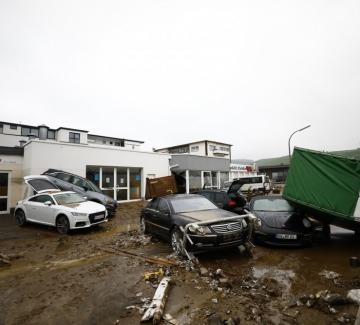 1300 изчезнали и поне 70 жертви след наводненията в Западна Европа