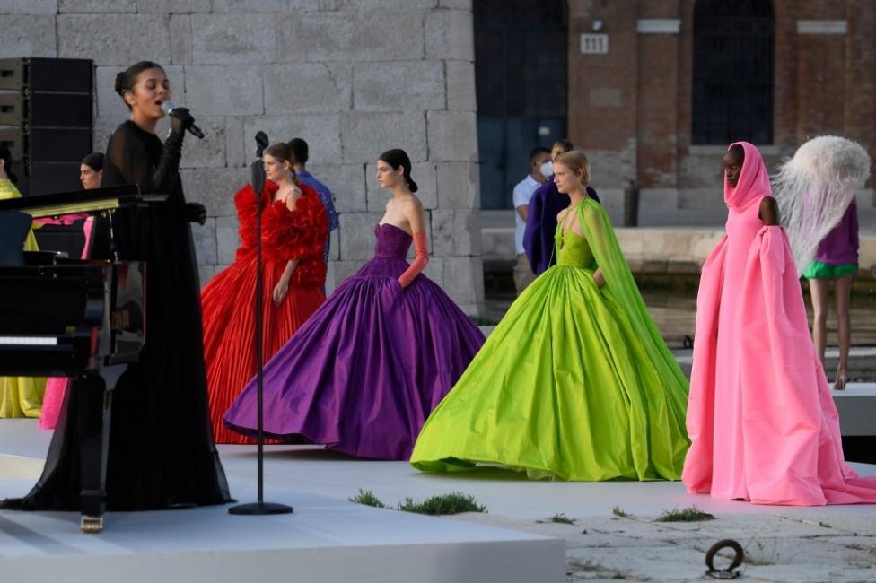 Между модата и изкуството с Valentino във Венеция