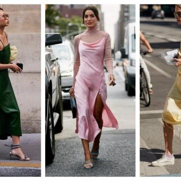 10 стайлинг идеи с най-нежните и ефирни рокли