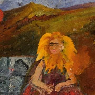 Фрида Кало, която се превърна в стока и книгата, която ще поправи това