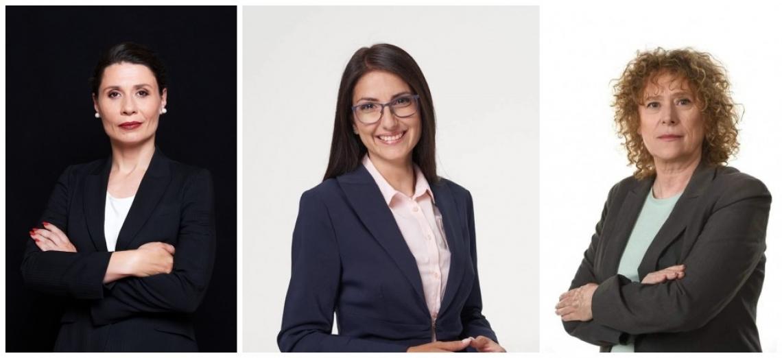 Новите народни представителки