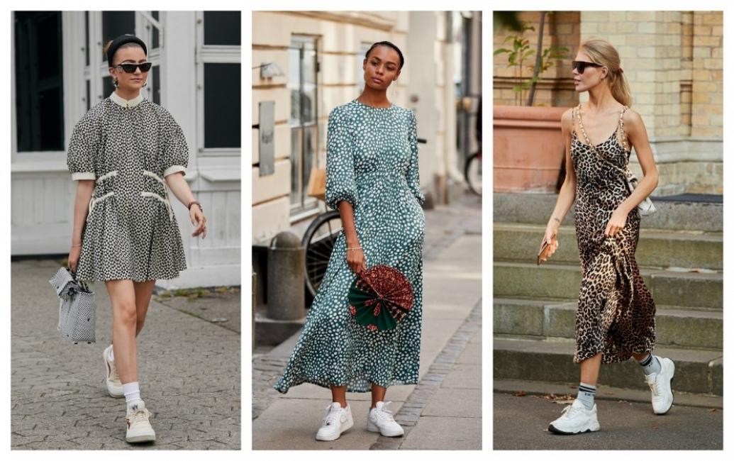 10 стайлинг идеи как да носим летните си рокли с кецове