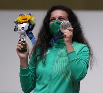 Първи медал за България от Олимпиадата в Токио