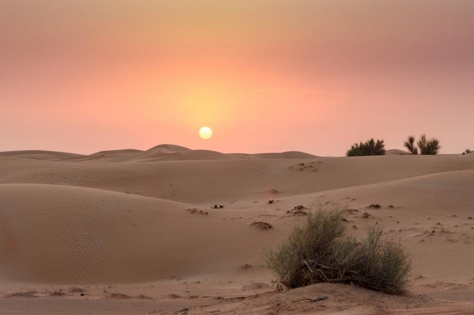 В Дубай предизвикват дъжд срещу горещото време по изкуствен начин