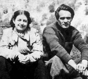Никола Вапцаров и Бойка – любов, която смекчава света