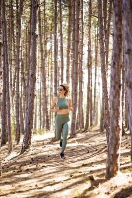 Тичането – моят начин да полетя
