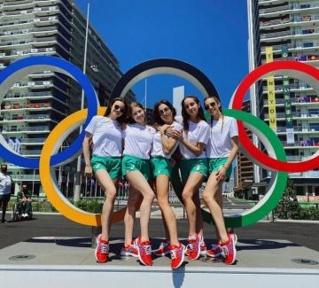 Грациите на България пристигнаха в олимпийското село