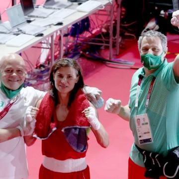 Стойка Кръстева гарантира втори олимпийски медал за България