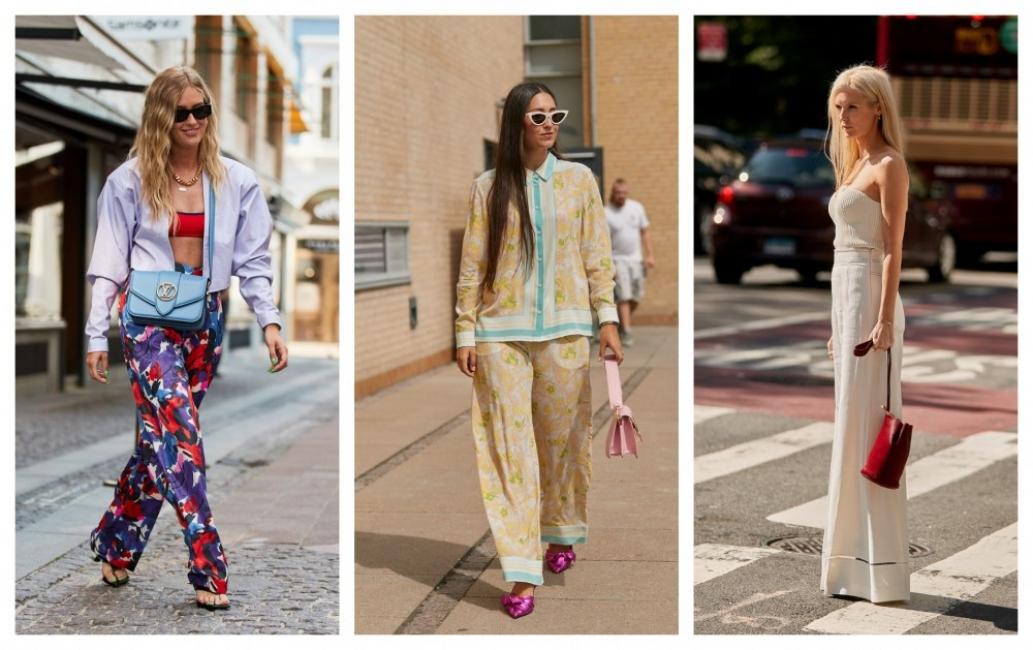 10 идеи с панталоните, с които преминаваме стилно в горещите дни