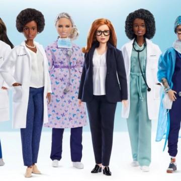 Новите кукли Барби, вдъхновени от жените в науката