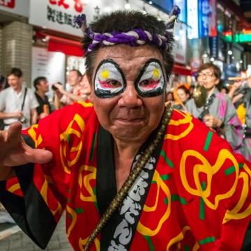 Защо лятото е призрачен сезон в Япония?