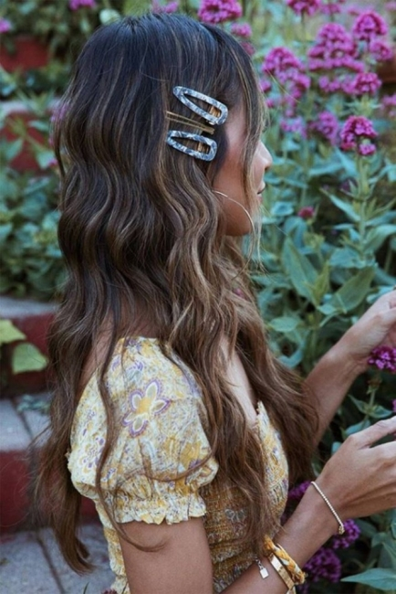 10 прически, които подчертават красотата на дългата коса