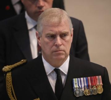 Дело срещу принц Андрю за изнасилване на непълнолетна