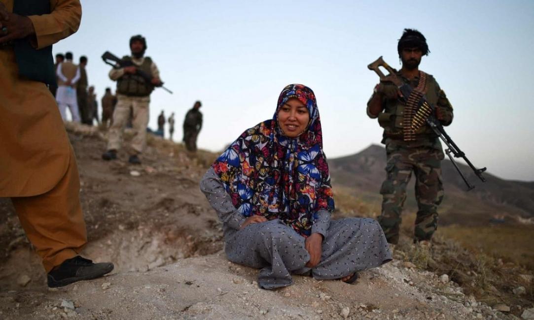 Салима - афганистанската областна управителка, която се бори с талибаните