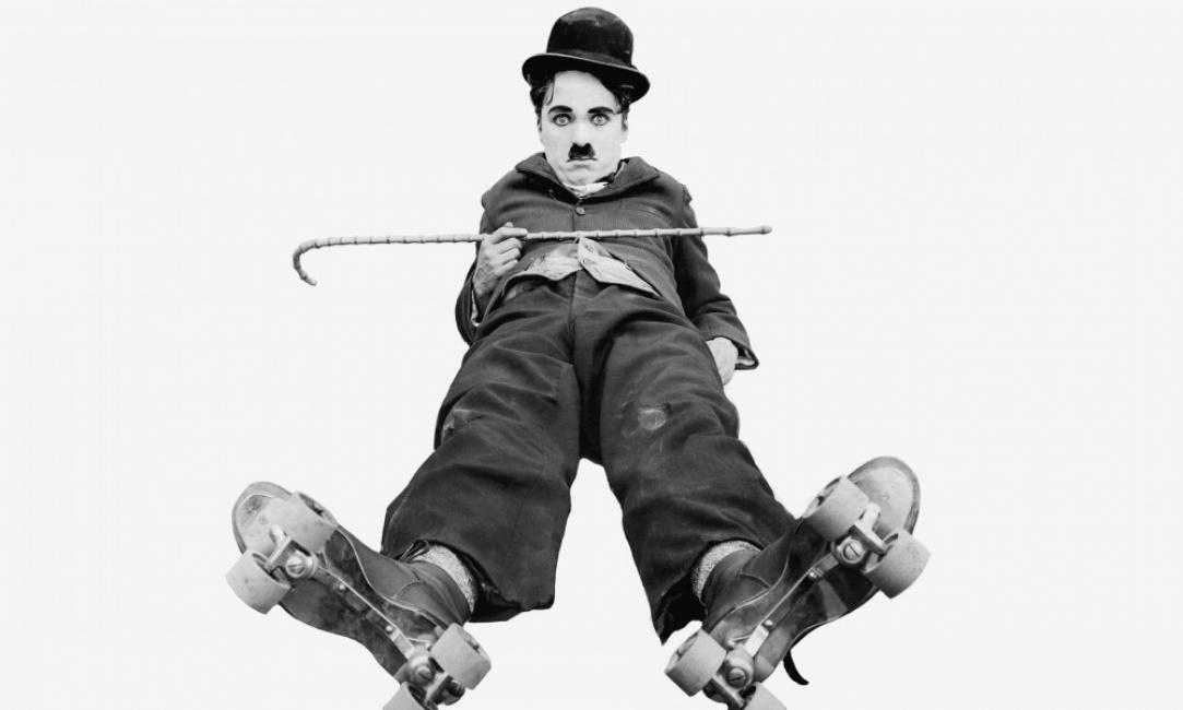 Чарли Чаплин: Живот в снимки