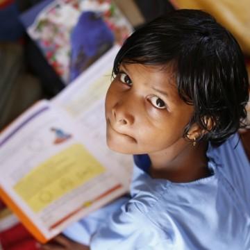 Индийските деца забравиха как да четат и пишат по време на пандемията