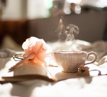 Чай вместо кафе, за да бъдем по-умни