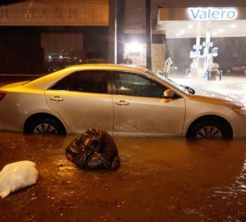 Извънредно положение: Ню Йорк и Ню Джърси са под вода