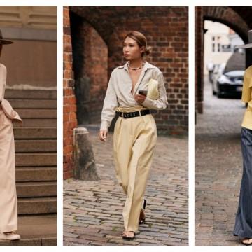 10 стайлинг идеи с панталоните, заради които си струва да пренебрегнем дънките