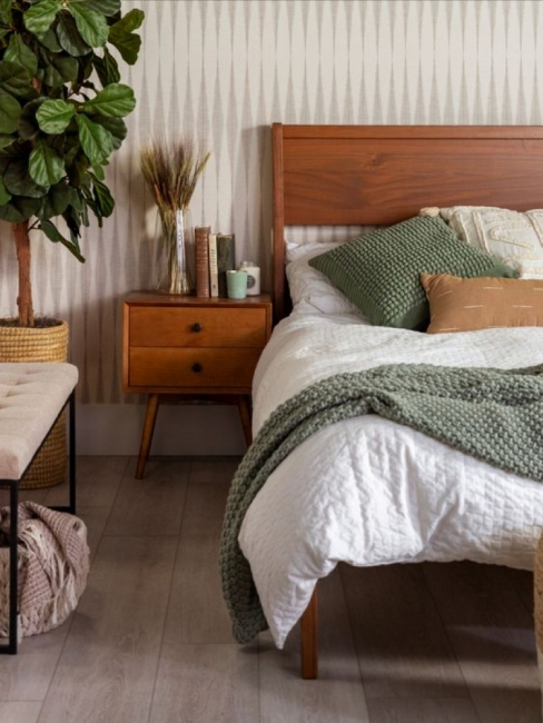 Интериорен дизайн в спалнята – да добавим повече уют и светлина