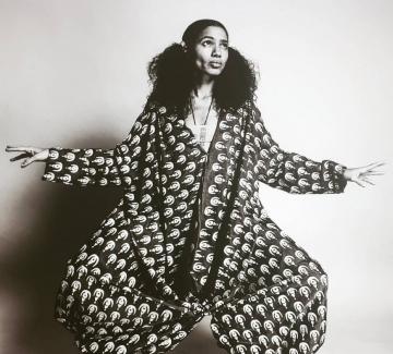 Концерт на Nneka в София на открито