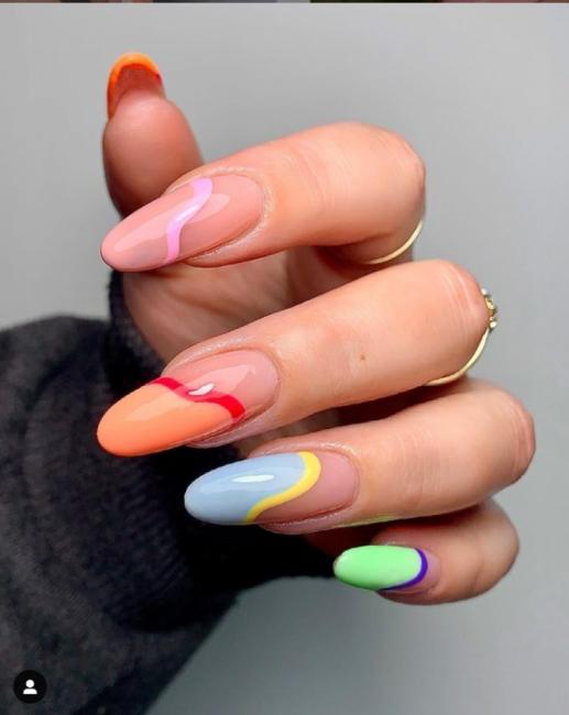 23 идеи, с които да разнообразим едноцветния маникюр