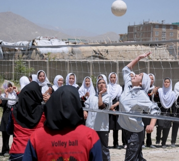 Талибаните забраняват на афганистанските жени да спортуват
