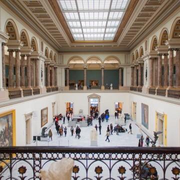 Лекари в Брюксел предписват посещения в музеи срещу стрес