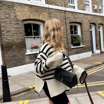 10 стайлинг идеи с най-модерния пуловер тази есен