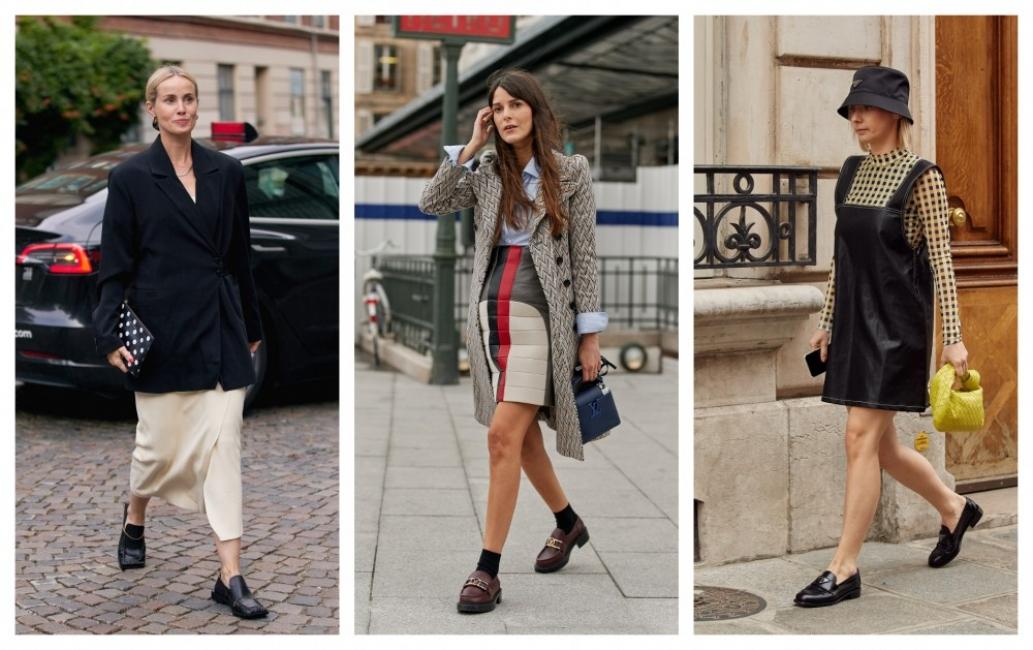 10 стайлинг идеи как да носите мокасини по най-елегантния начин