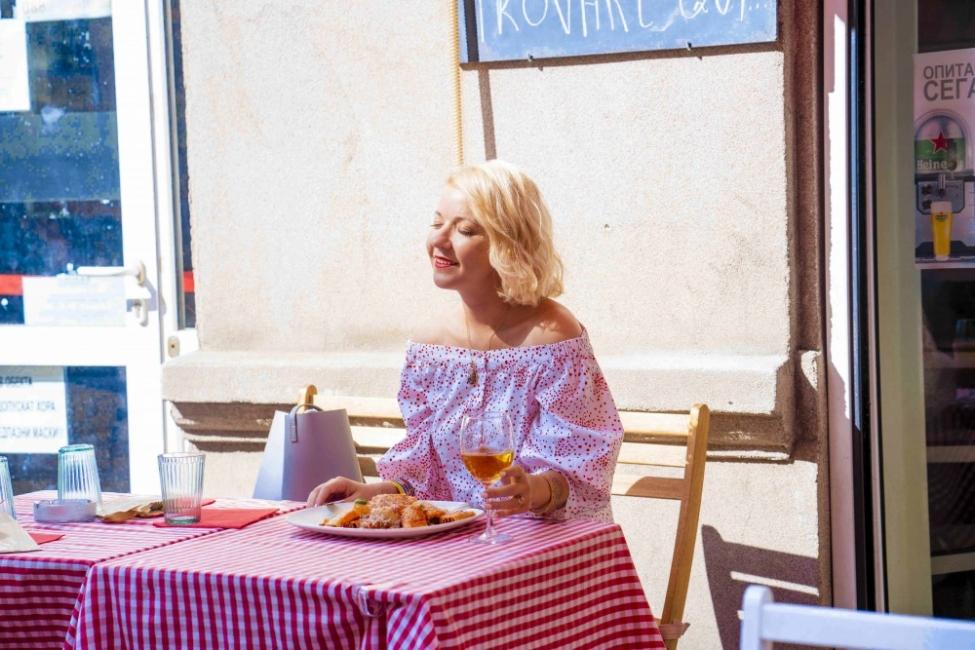 Още малко лято с дъх на Италия, вкусна паста и слънце в очите