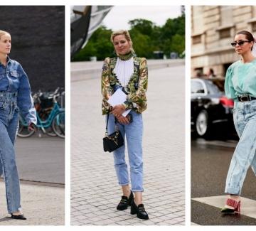 8 стайлинг идеи с блузите, с които ще носим дънките си тази есен