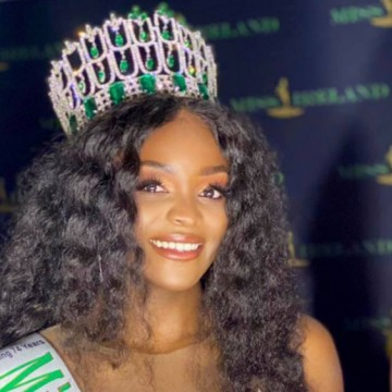 Първата чернокожа Мис Ирландия